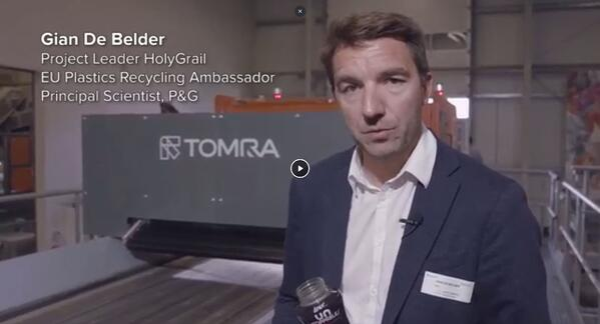 Tomra Holy grail